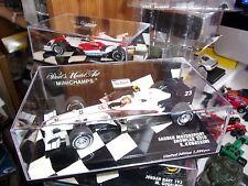 Minichamps F1 SAUBER motorsport SHOWCAR 2010 KOBAYASHI 1/43 IN SCHACHTEL