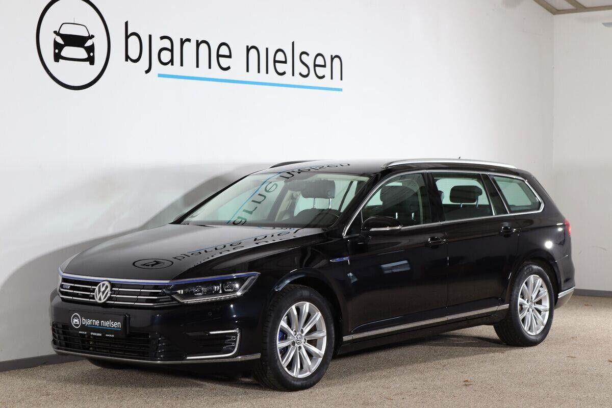 VW Passat 1,4 GTE Highline Variant DSG
