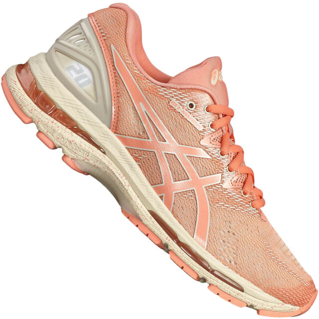ASICS Gel-nimbus 20 SP Sakura Cherry Coffee Pink Women Running Shoes  T854n-0606