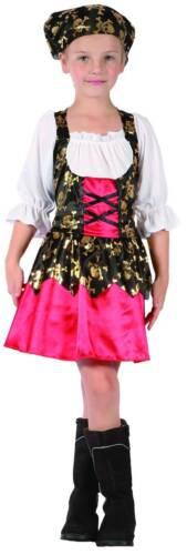 Kostüm für ein Piratenmädchen Cod.226052