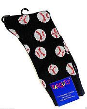 Baseball Mens Socks Novelty Fun Navy Blue Dress Casual Fashion Sports Gift New