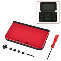 Nintendo 3ds Xl Full Replacement Shell Housing Case Red Mint Brand Usa
