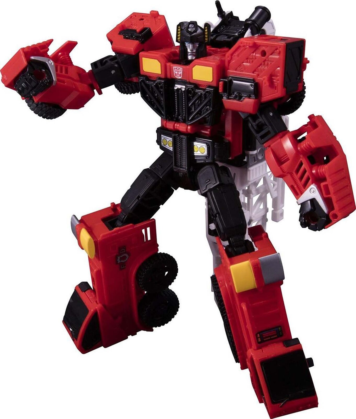 Transformers Power of the Primes V V V Class INFERNO Action Figure unopen Gift  Toy 67ca42
