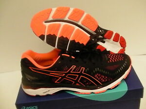 Asics chaussures homme gel kayano 23 gel noir 13 chaud Asics orange vermillion taille 13 b352f1b - www.meganking.website