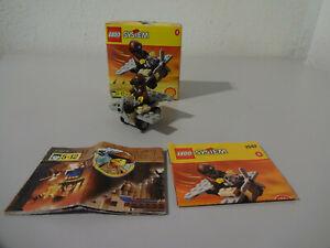 (b9) Lego 2542 Avion Egypt Adwenture Avec Neuf Dans Sa Boîte & Ba 100% Complet D'occasion-afficher Le Titre D'origine