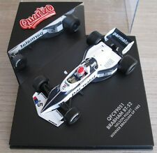 F1 1/43 BRABHAM BT52 N. PIQUET BRAZILIAN GP WORLD CHAMPION 1983 QUARTZO QFC99051