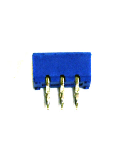 5pc Rotary Dip Switch BCD code ERD-110-RSZ 0~9 Scale PCB PIN 3:3 10x10x5mm ECE