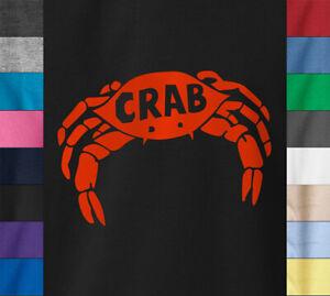 Crab Records T-Shirt Trojan Records Reggae Label Music Pama Ska Retro Top