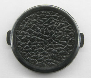46mm  - Front Snap On Lens Cap - Unbranded -Textured-  USED Z100