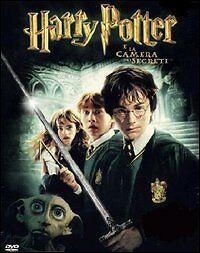 Harry Potter e la camera dei segreti (2002) DVD