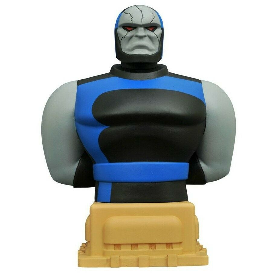 DARKSEID BUSTE súperMAN THE ANIMATED SERIES DIAMOND SELECT TOYS 15 CM