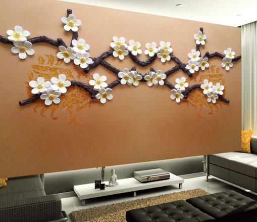 3D Weiß Squid 5471 Wallpaper Murals Wall Print Wallpaper Mural AJ WALL UK Kyra