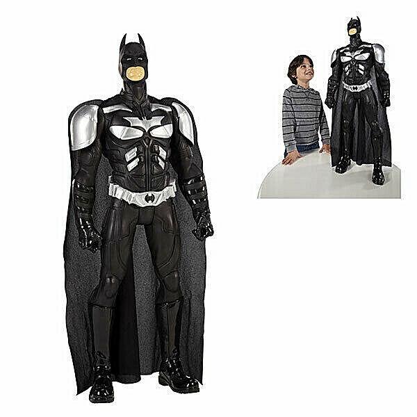 BATMAN Dark Knight Rises Chromium figura PVC 80cm
