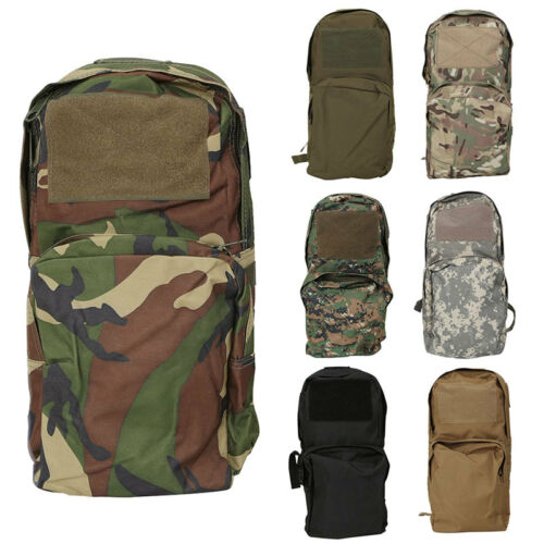 New Large Swat Molle Army Tactical Military Style Assault Bag Hydration Backpack