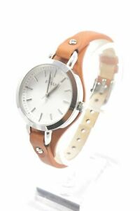 Fossil-BQ3029-Classic-Minute-Three-Hand-Brown-Leather-Strap-Ladies-Watch