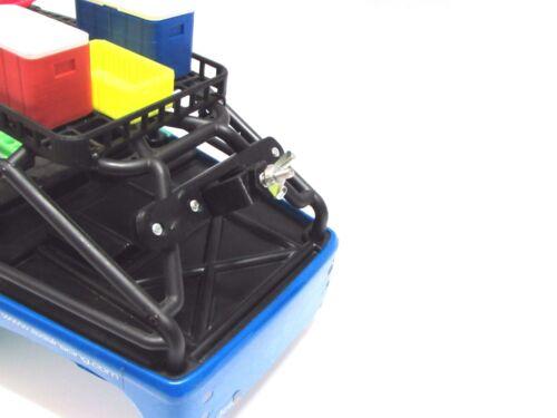 1//10 scale spare wheel bracket for axial  scx 10 rubicon  G6 crawler accessories
