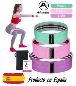 Bandas-de-Resistencia-3-piezas-100-Original-Yoga-Fitness-Alta-Calidad