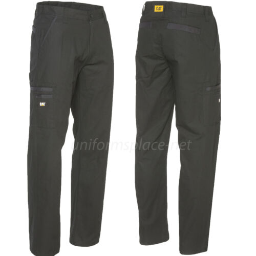 Caterpillar Work Pantalon Homme CAT DL pantalon OXFORD SIDE Cargo Poche Pantalon 1811020