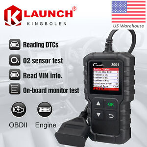 OBD2-Scanner-OBDII-Car-Engine-check-MIL-code-Diagnostic-Tool-Launch-Creader-3001