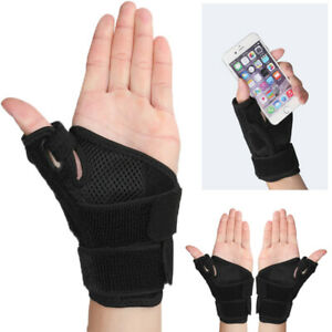 Thumb-Stabilizer-Wrist-Brace-Support-Sprain-Carpal-Tunnel-Arthritis-Splint