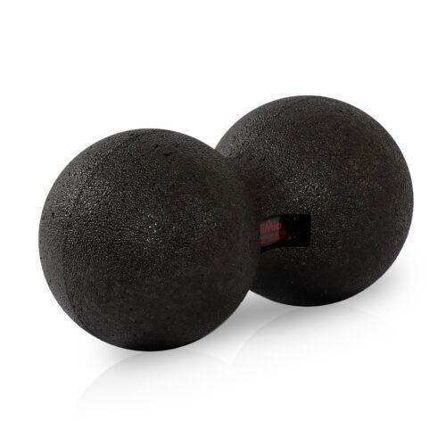 diMio Faszienrolle Set 5tlg Faszien Rolle Ball Peanutball Mini-Faszienroller