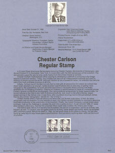 who is chester carlson
