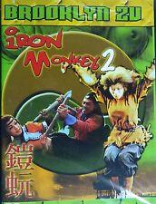 IRON MONKEY 2 (1978)Chen Kuan Tai as Cool Head Chia Ling Chen Sing DVD SEALED