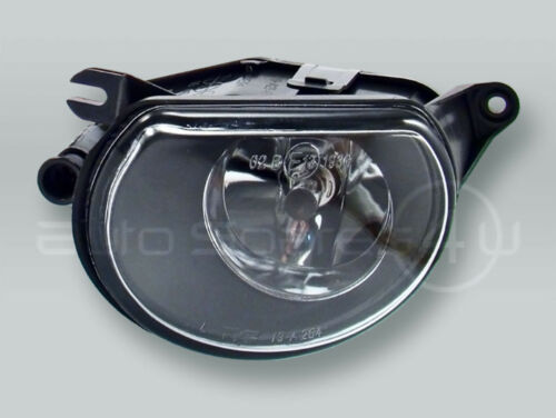 TYC Fog Light Driving Lamp Assy with bulb LEFT fits 2006-2008 AUDI A3