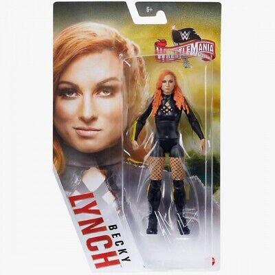 WWE Mattel Becky Lynch Wrestlemania 36 Series figure loose