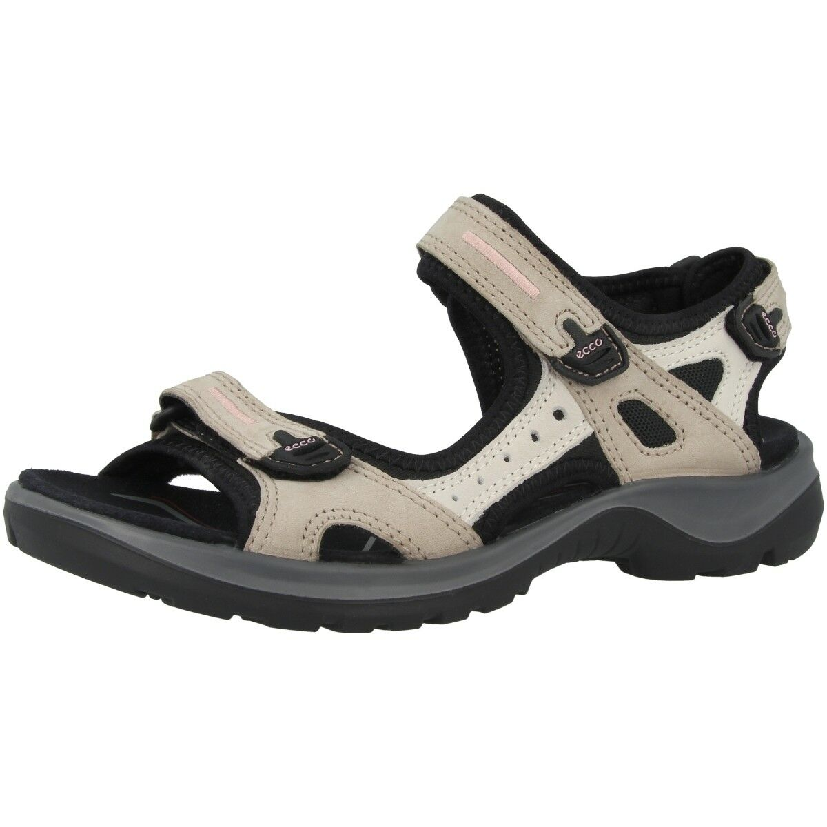 Ecco todoterreno Yucatan Ladies señora sandalia zapatos 069563-54695 trekking Outdoor
