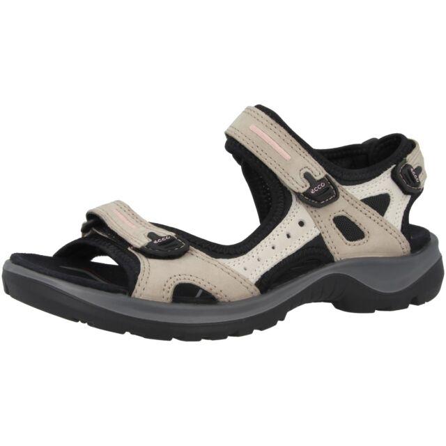 65b10f293 Ecco Off Road Yucatan Mujeres Sandalias de Dama Zapatos 069563-54695  Trekking