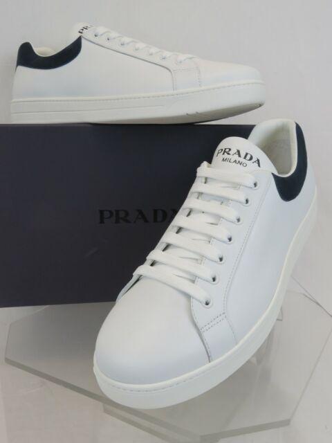 Auth PRADA SNEAKERS Shoes 4E2602 Blue