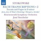Stokowski: Bach Transcriptions, Vol. 2 (CD, Jan-2009, Naxos (Distributor))