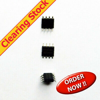 10 PCS M95640-WDW6TP TSSOP-8 564WP 64Kbit and 32Kbit Serial SPI Bus EEPROM