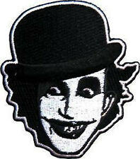 THE ADICTS Monkey Face Embroidered Iron On PATCH OFFICIAL MERCHANDISE Punk Rock