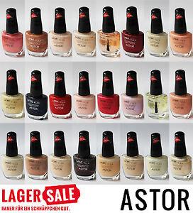 Astor-Nagellack-Lycra-Flex-Shock-Absorbing-Vibrant-Colour-div-Farben-NEU