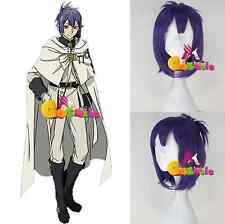 Anime Seraph of the End Owari no Seraph Cosplay Lacus Welt Cos Wig Hair