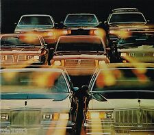 1980 Pontiac Brochure:FIREBIRD-Formula,Trans-Am,GRAND PRIX,AM,LeMANS,BONNEVILLE,