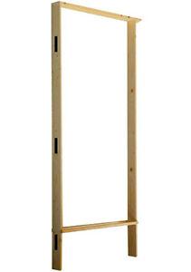 controtelaio per porte interne sirius falso telaio legno