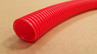 20mm Polypropylene Flexible Conduit Cable tidy LSOH Various Colours 1-100M