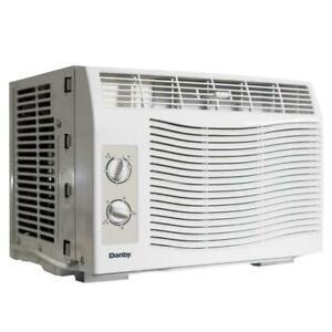 Danby 5,000 BTU 150 Sq. Ft. Window Air Conditioner