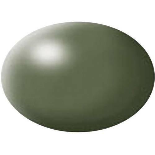 Vernice a base dacqua revell 36361 verde oliva raso codice colore 361