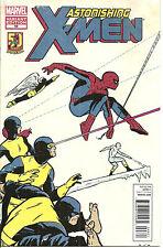 Astonishing X 48 Spider Man 50 Th Anniversary Variant Cover