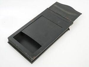 Plattenhalter Filmpack Rückteil back für Planfilme für 6,5x9 cm Plattenkameras