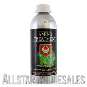 House & Garden Amino Treatment 1L - Hydro Plant Flower Root Growth Stimulator