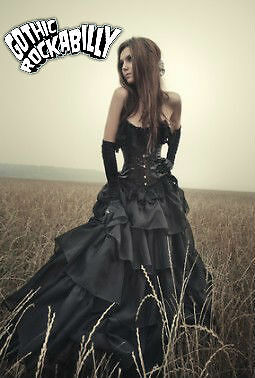 Gothic Rockabilly Vintage Clothing