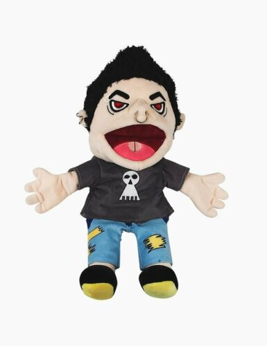 BULLY PUPPET Super Mario Logan SML Merch Jeffy Puppet *FAST SHIPPING*