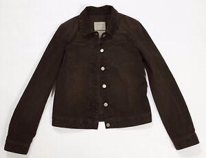 Helmut-Lang-corduroy-velluto-jacket-giacca-giacchetta-brown-usata-vintage-T2278