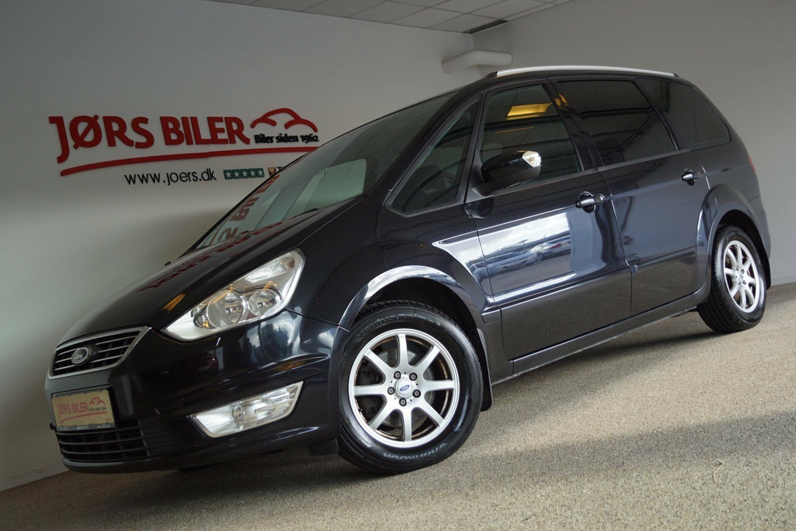 Ford Galaxy 2,0 TDCi 140 Collection aut. 5d - 189.800 kr.