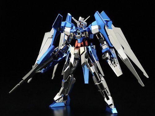 Nuevo Bandai Hg 1 144 Age-2 Gundam Age-2 Normal a Todo color Plateado Ver